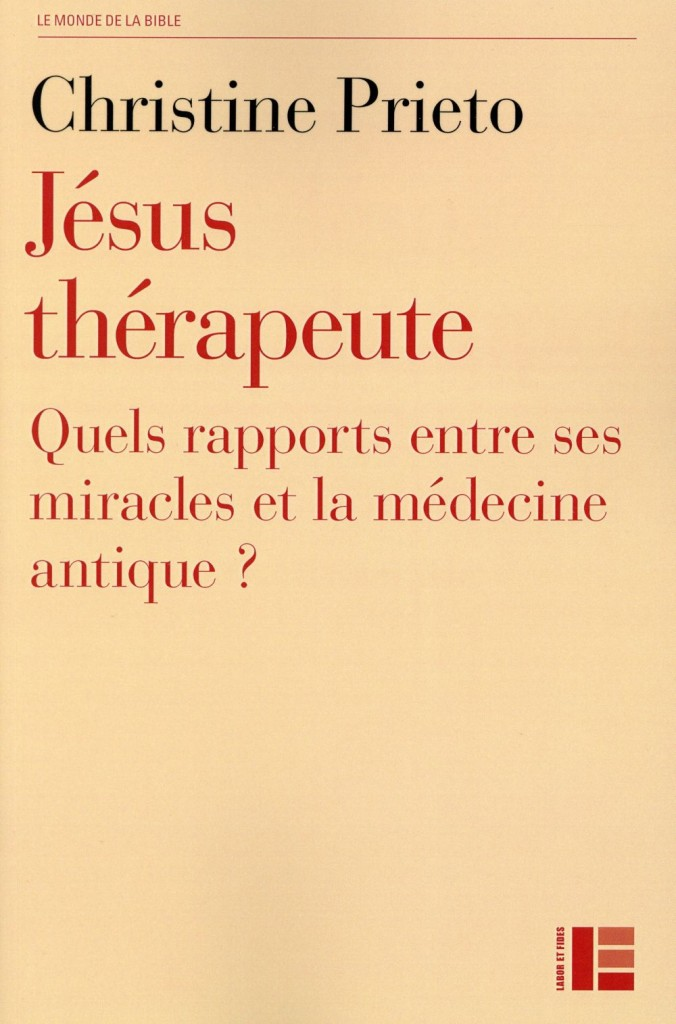 jesus therapeute
