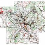 PDF en accès libre : la carte archéologique de Rome