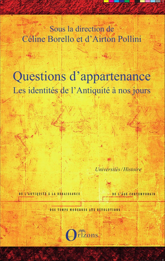 questions appartenance