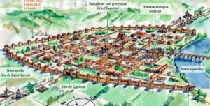 La dépèche / Voici comment vivait Tolosa, la romaine...