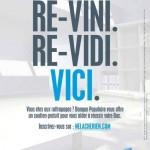 (2014) Banque Populaire : Re-vini, re-vidi, vici