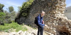 Midi Libre / Les remparts romains de Nîmes font la Une