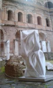Marché de Trajan : de nouveaux espaces ouverts aux visiteurs