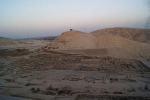 Le Monde / Les congés-maladie des anciens Egyptiens