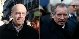 Europe 1 / Au calme, Alain Juppé et François Bayrou échangent des textos en latin