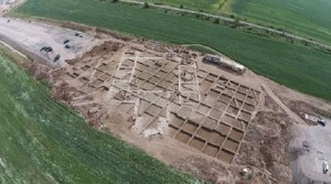 Découverte d'une villa romaine en Bulgarie