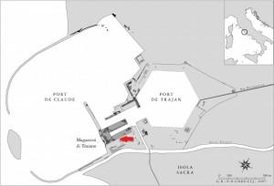 Portus et ses entrepôts « high tech »