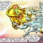 3 adaptations de textes latins en bandes dessinée à feuilleter en ligne