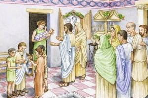 La Toge et le Glaive / Rituels de l'enfance