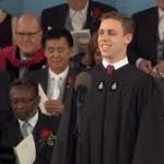 Latin Orator James McGlone - Harvard Commencement 2015