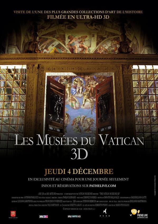 musée vatican 3d