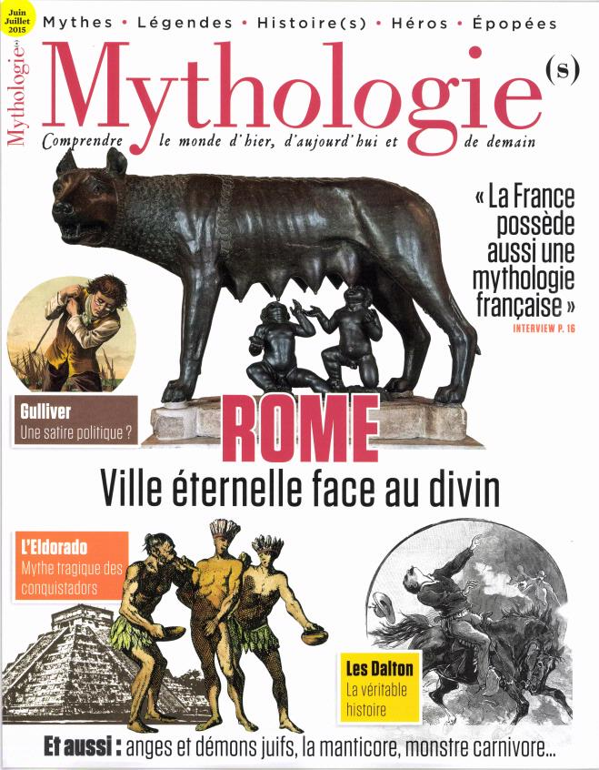 mythologieS 5