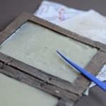 Tuto : Fabriquer une tablette de cire