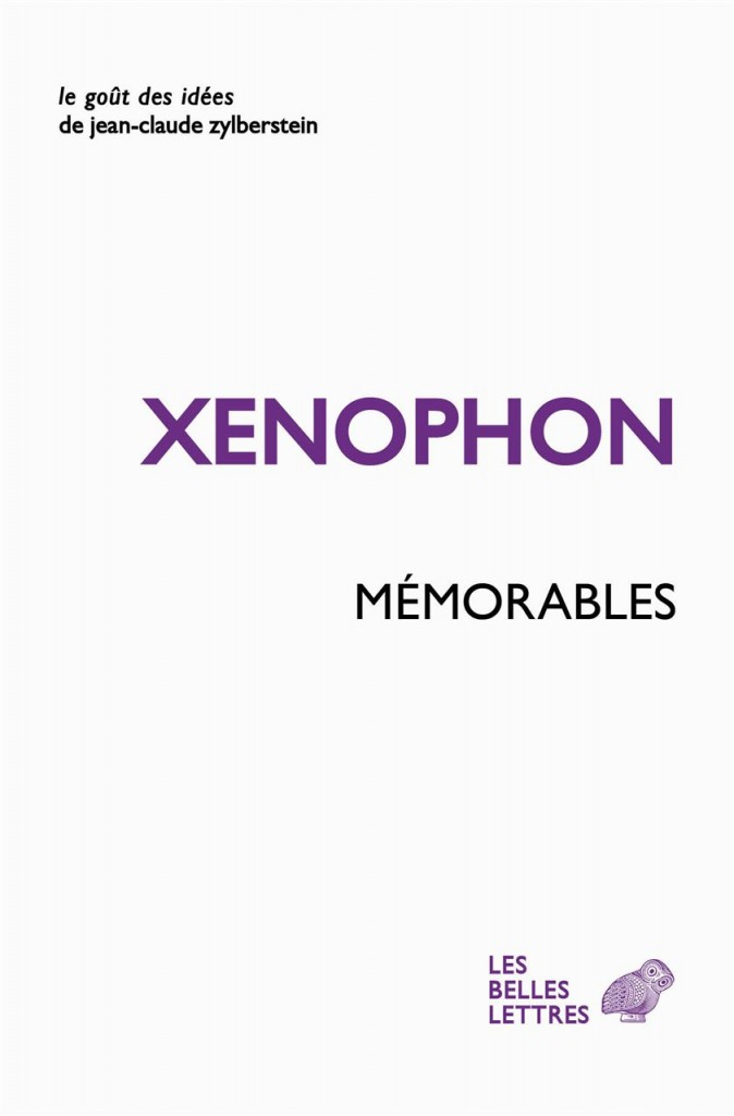 xenophon memorables