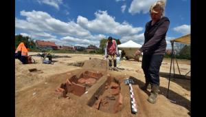Templeuve (Nord) : des tombeaux de dignitaires romains mis au jour