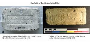 Ashmolean Museum / Des femmes sous l'empire investissaient dans la brique