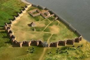 Archeology / Découverte d'une forteresse romaine en Bulgarie qui aurait servi de quartier général de l'élite de la XIè légion