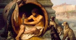 """Confinés avec… les philosophes antiques / Épisode 4 : """"Tu perds ton sang froid ?"""" Comment devenir anti-social avec Diogène"""