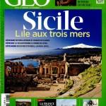 MAGAZINE • Sicile : l'île aux trois mers - GEO #437