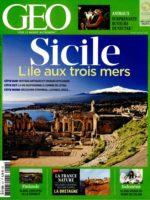 Sicile : l'île aux trois mers - GEO #437