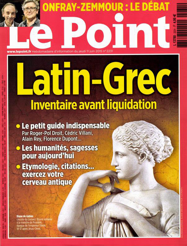 le point latin grec