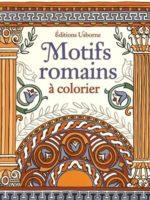 Motifs romains à colorier