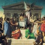 Connaissance hellenique / Giuseppe Frappa présente un site extraordinaire sur la poésie grecque et latine