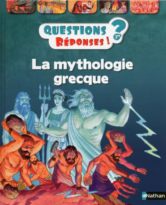 mythologie grecque nathan