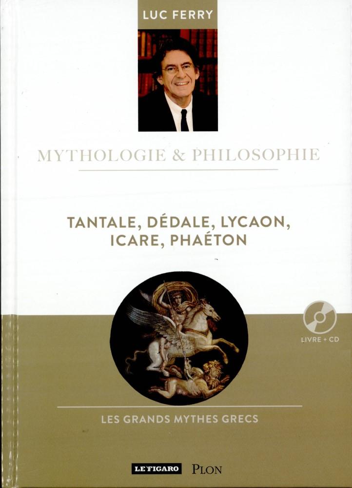 tantale dedale mythologie philososphie