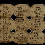Brice C Jones / quelques exemples de parchemins (plutôt que des papyri) découverts à Oxyrhynche