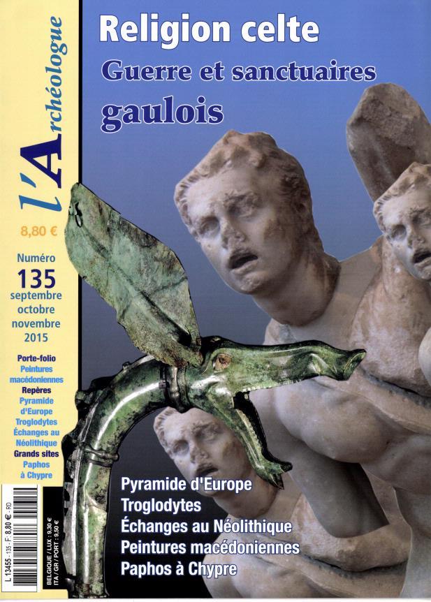 archéologue religion celte