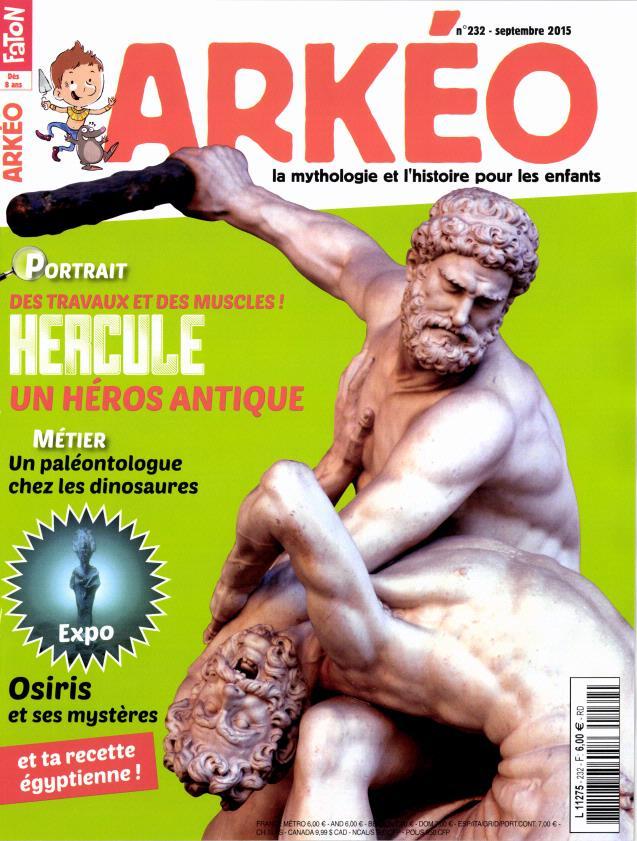 arkéo hercule