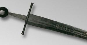 Numerama / Le British Museum demande de l'aide pour déchiffrer une épée qui