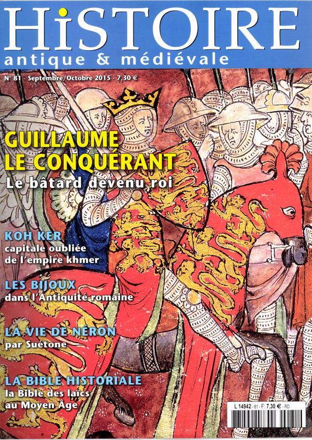 histoire antique et medievale