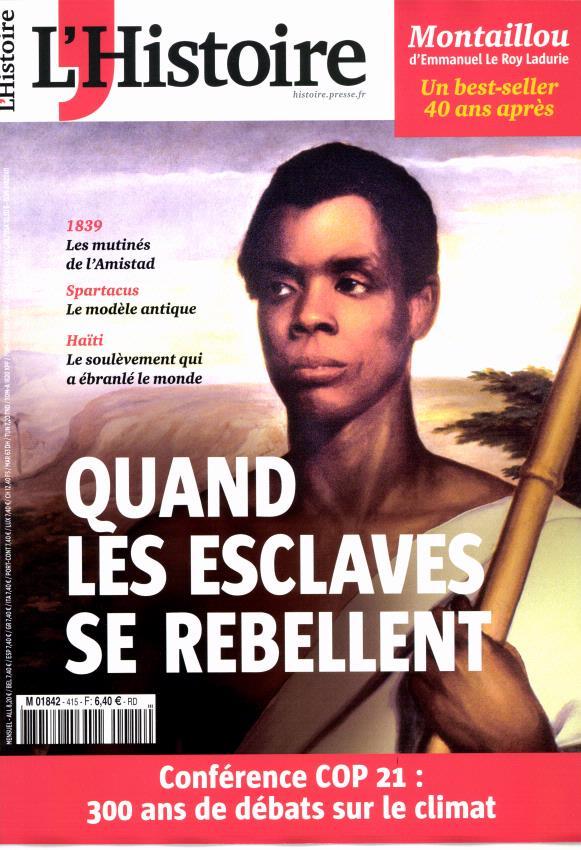 histoire esclaves