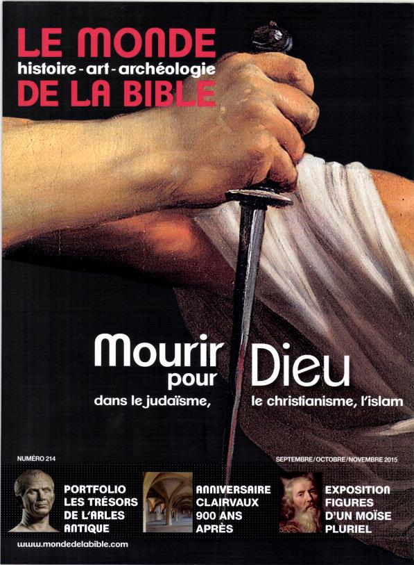 monde bible arles antique