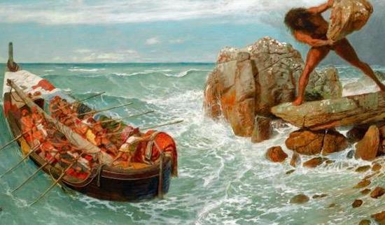 Lecture en grec ancien de la première rapsodie de l'Odyssée sur Librivox par Hélène Kemiktsi (Projet Homère)