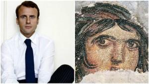 Le Figaro / Emmanuel Macron : le style Virgile