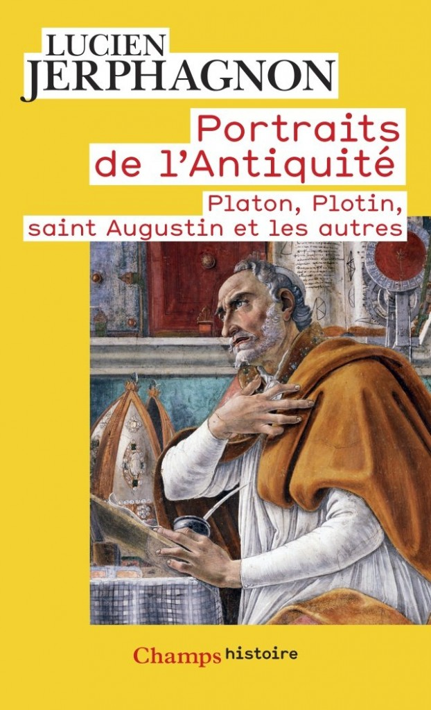 portraits antiquité