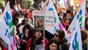 Le Figaro / Apprentissage du grec et du latin : un bien précieux pour les élèves de banlieue