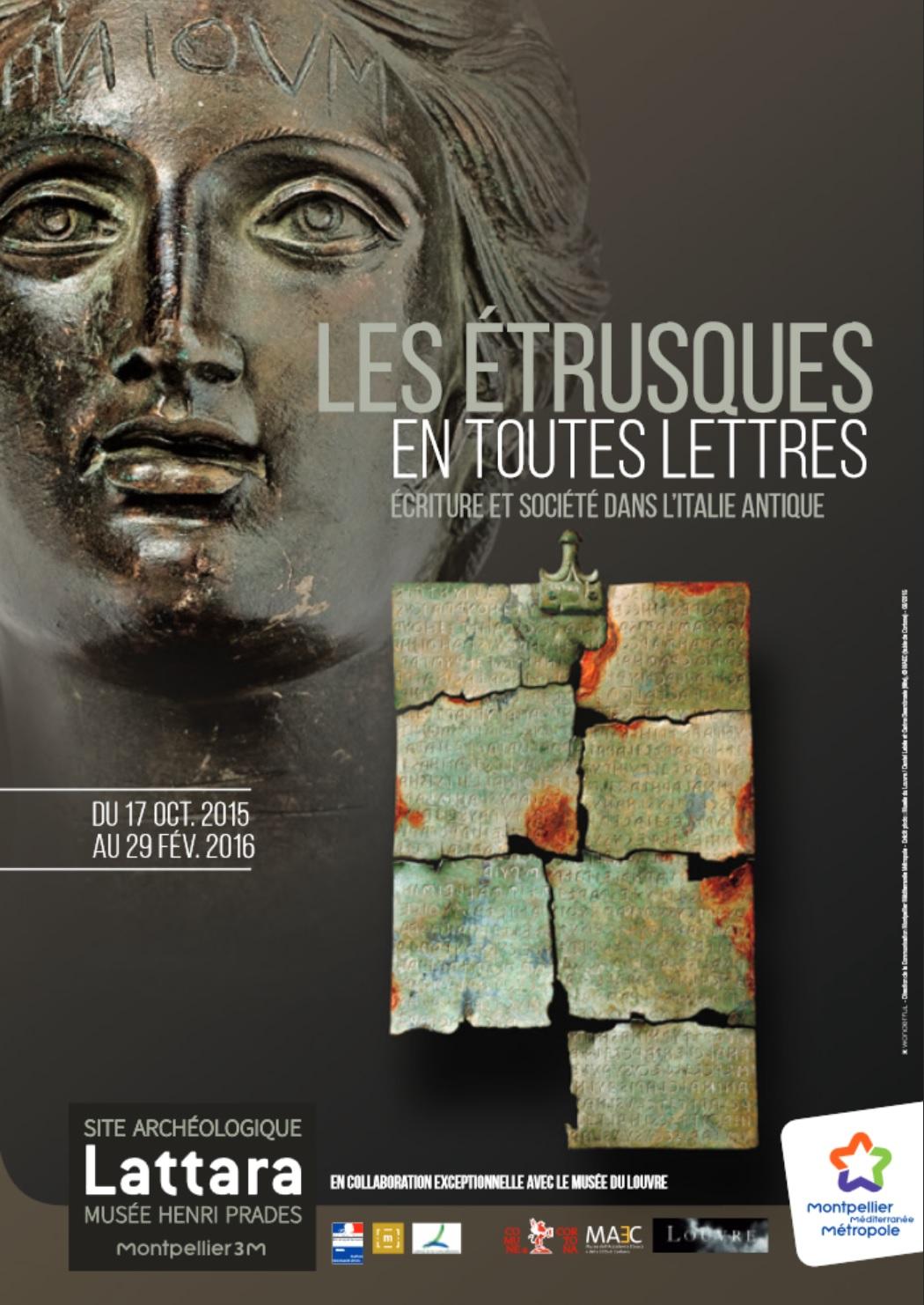 Les Etrusques En Toutes Lettres Ecriture Et Societe Dans L Italie