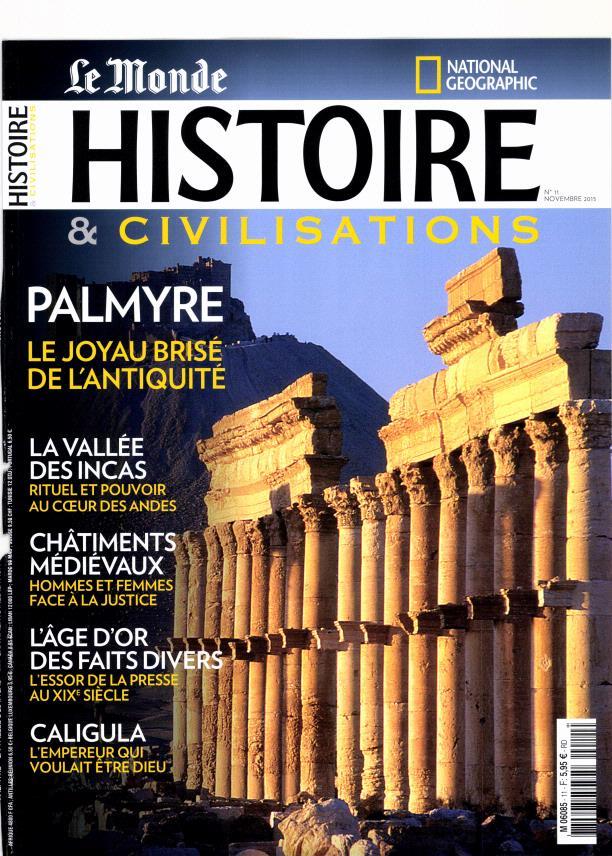 histoire et civi palmyre