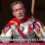Leg8 / ordres et commandements en latin