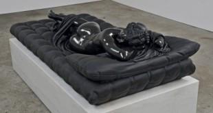 """Antiquipop / Barry X Ball, """"Sleeping Hermaphrodite"""" – De la copie antique à la copie numérique"""