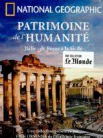 Patrimoine de l'Humanité #12 - Italie : de Rome à la Sicile • Cité du Vatican • Malte