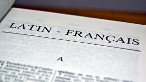 Le Figaro / l'enseignement du latin en 5 chiffres
