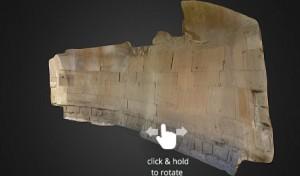 Epigraphie en 3D : les tables de loi de Gortyne