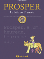 Index & Prosper : manuels belges de latin en langue française