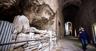 The Telegraph / Le passage secret des empereurs, reliant le Forum et le Palatin, ouvert au public