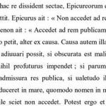 Des séquences complètes sur le programme de latin en terminale